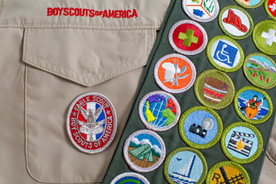 Work on Merit Badges While Home!