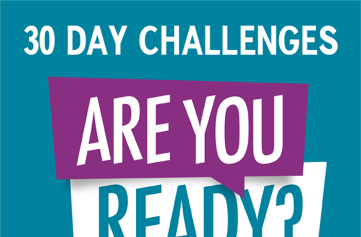 30 Day Challenge for Sea Scouts